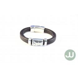 Zwarte Regaliz armband