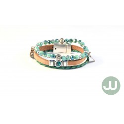Swarovski armband groen