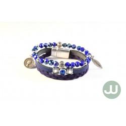 Swarovski armband blauw