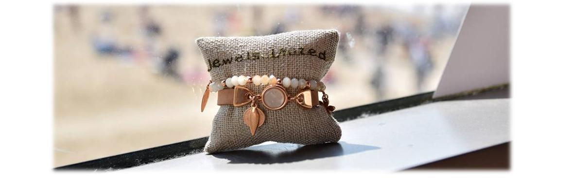 Rosé armband